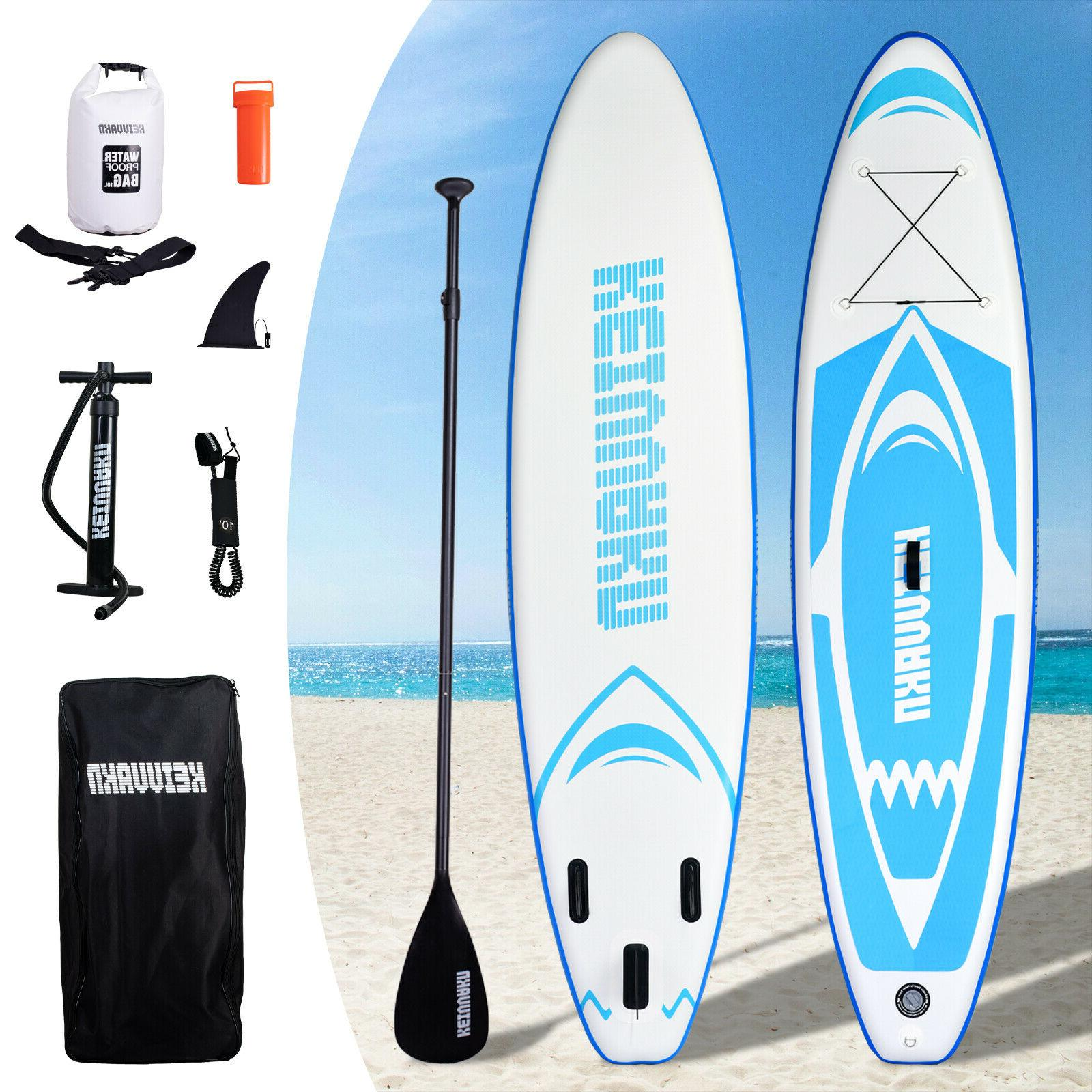 inflatable stand up paddle board 11x33 x6