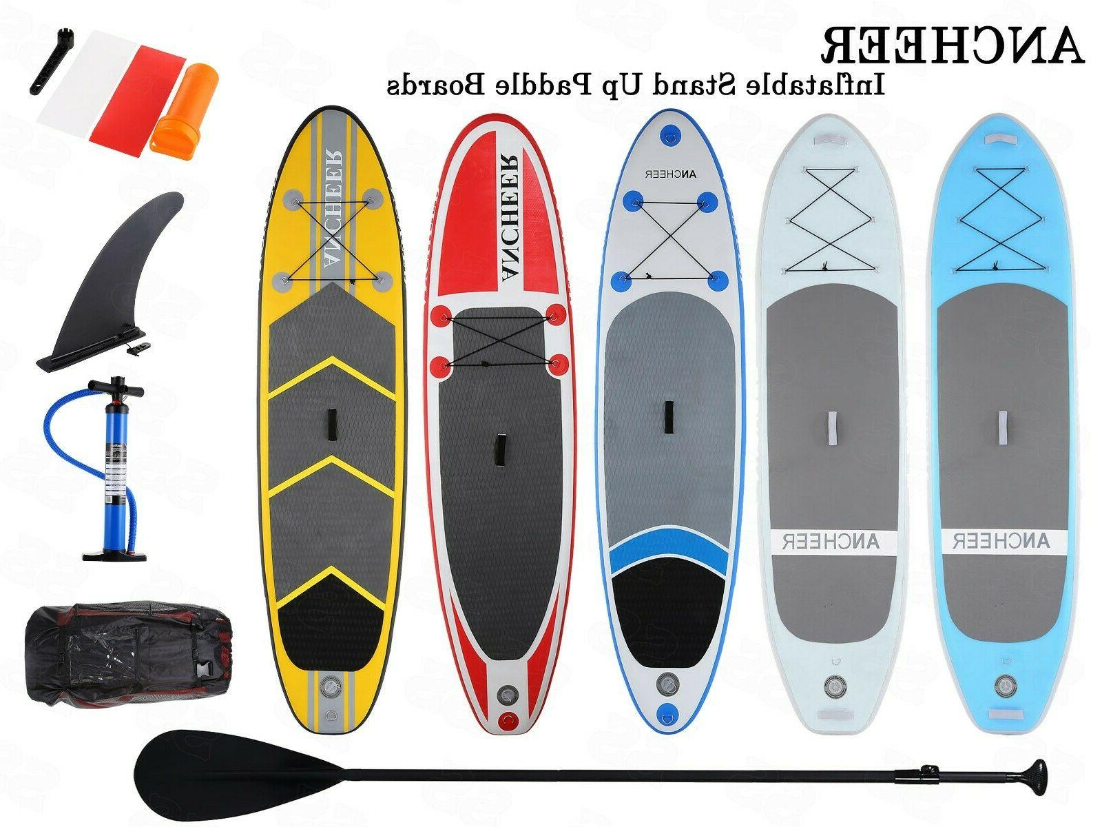 inflatable stand up paddle board 11 isup