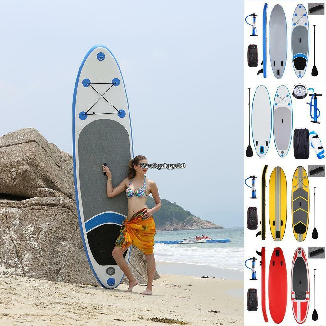 Inflatable Stand Up Paddle Board  with SUP Accessories&Carry