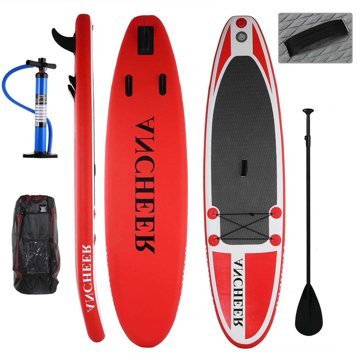 Inflatable Stand Paddle Board with Bag