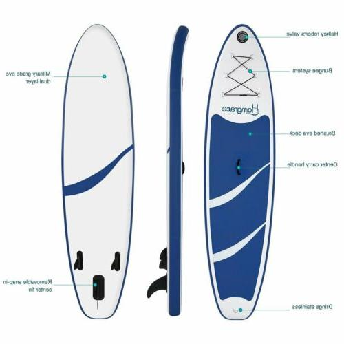 Inflatable Up Board SUP Stance