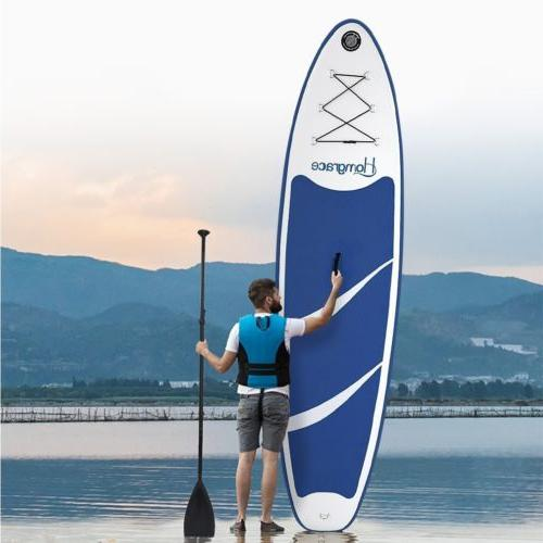 Inflatable Up Paddle Board SUP Wide Stance MA