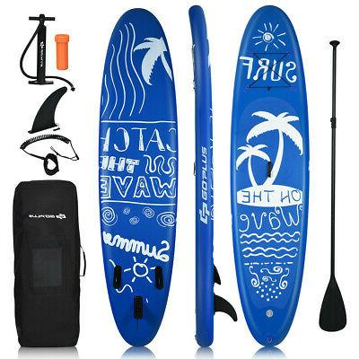 inflatable stand up paddle board adjustable sup