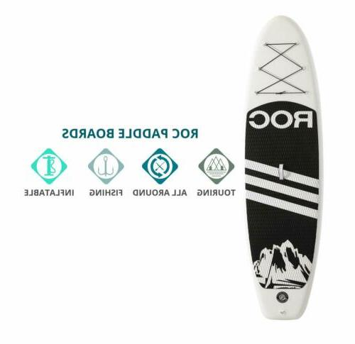 Inflatable Up Board by Roc W
