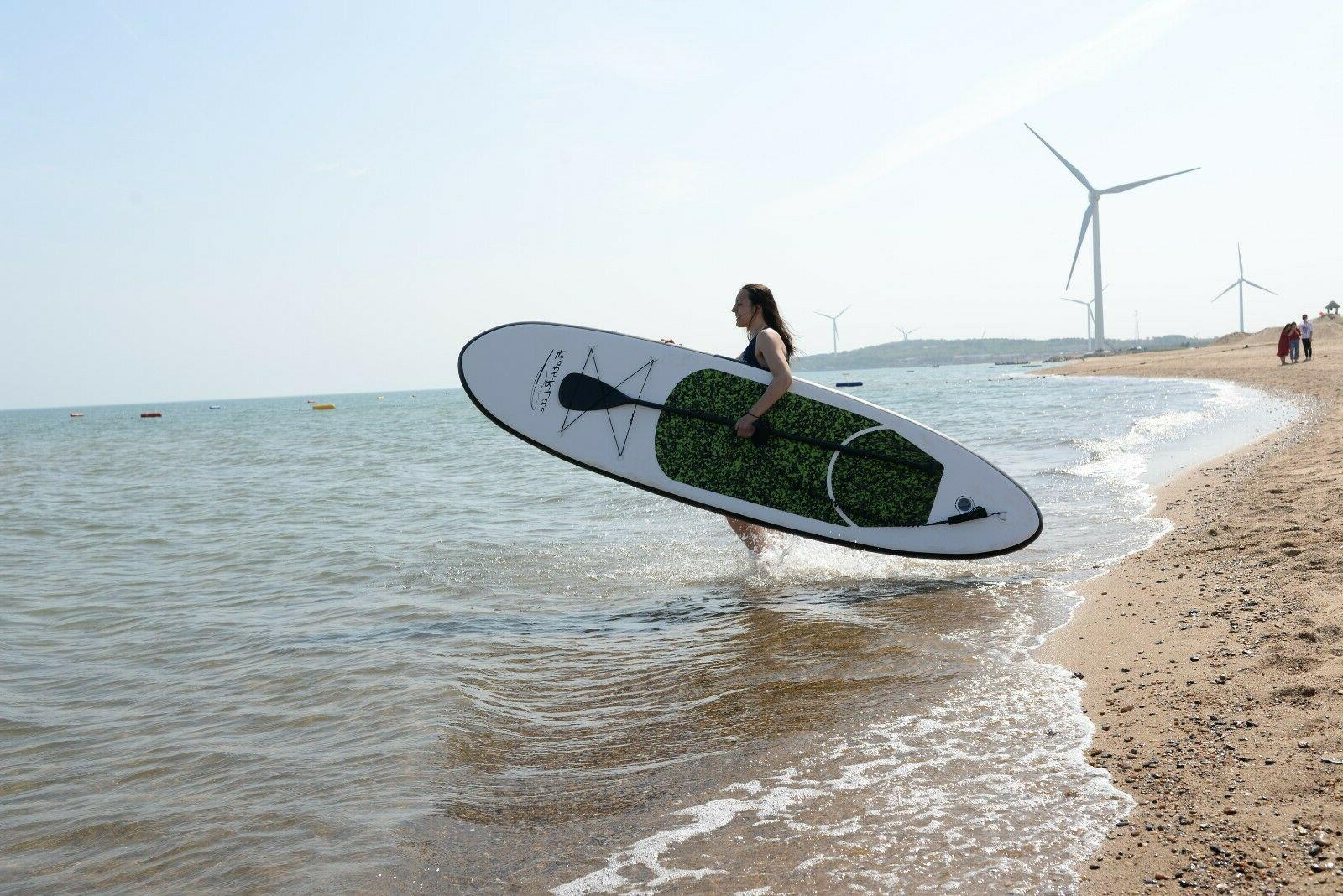 Inflatable up Board SUP 10'*30''*4''with complete kit
