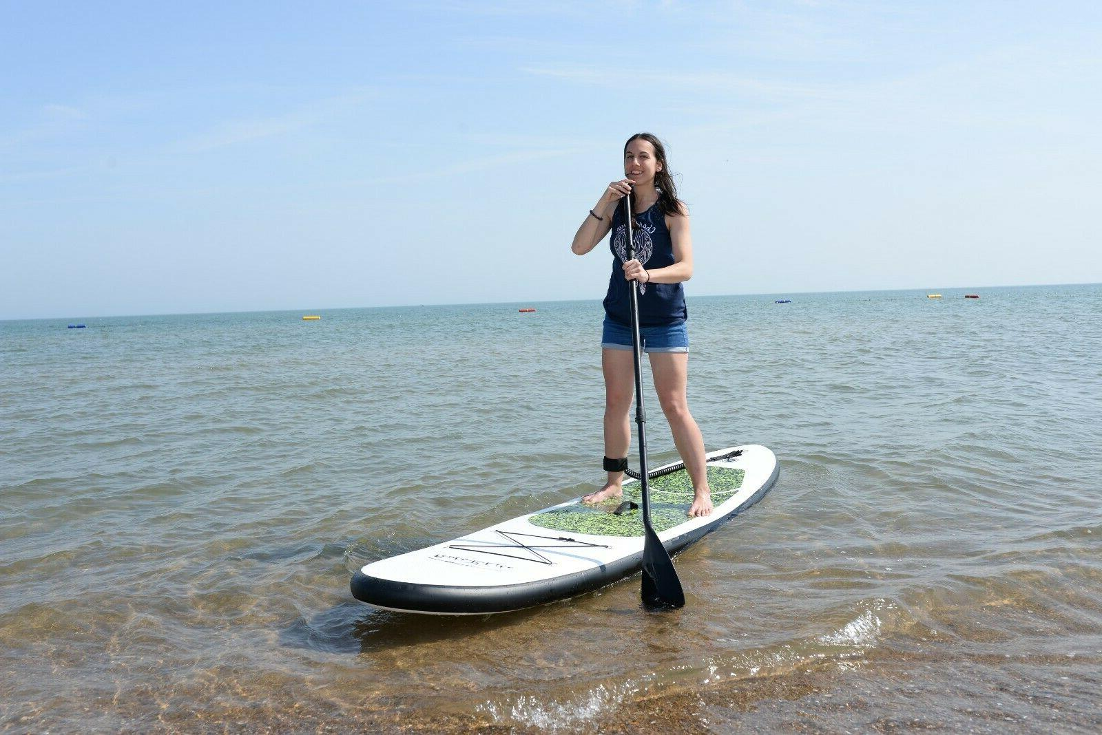 Inflatable Board 10'*30''*4''with kit