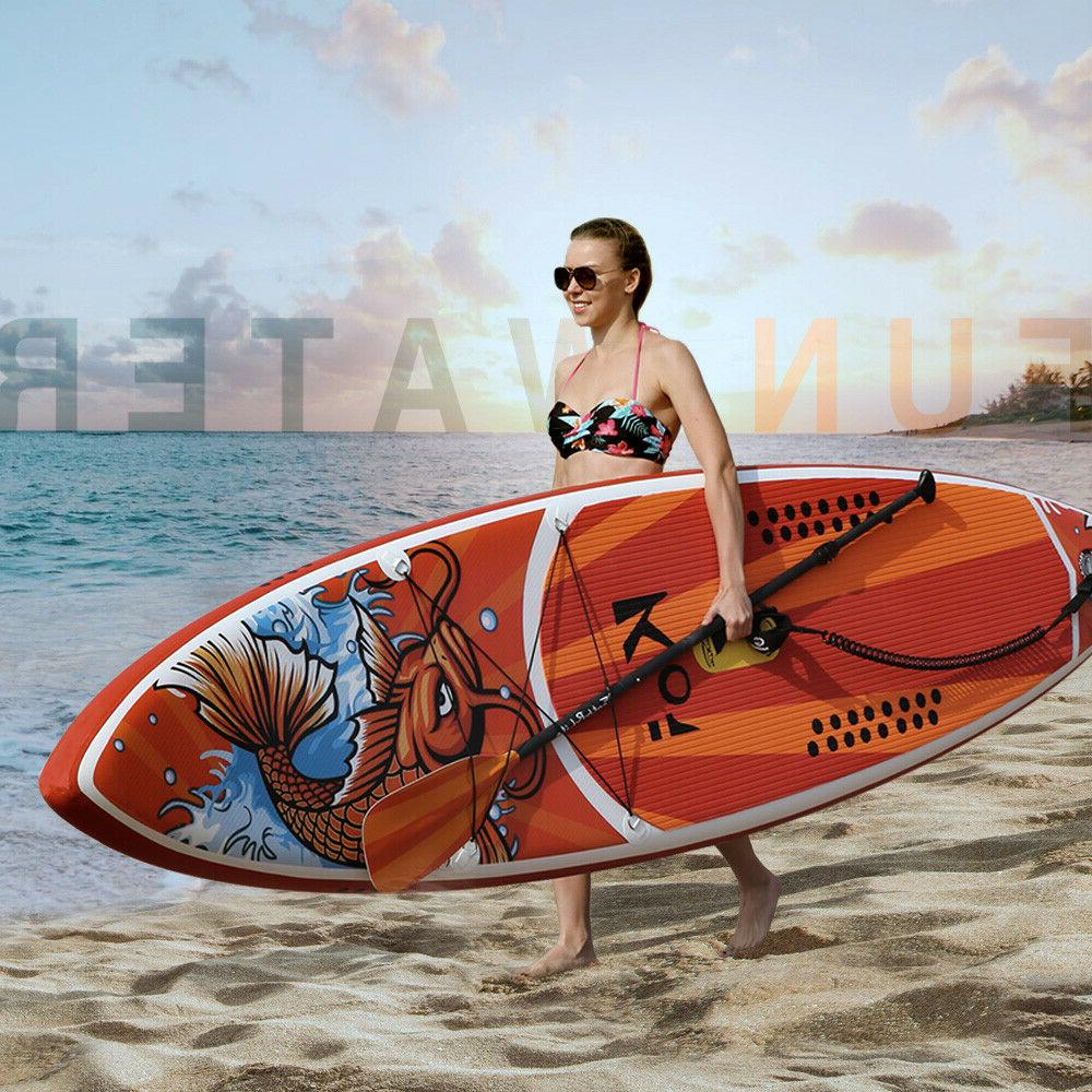 11'6'' Stand paddle Board ISUP with complete kit