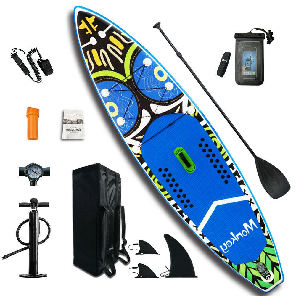 Inflatable paddle Board SUP Board ISUP with complete