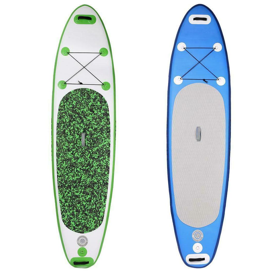 10ft Stand Up Paddleboards Inflatable Paddle Board Bundle Ad
