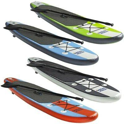 inflatable sup stand up paddle board package