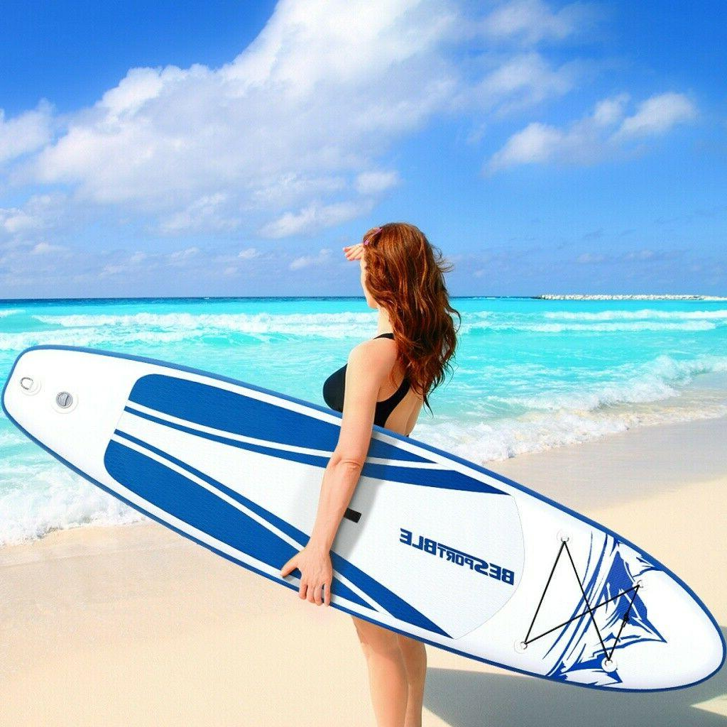 Inflatable Board Float For