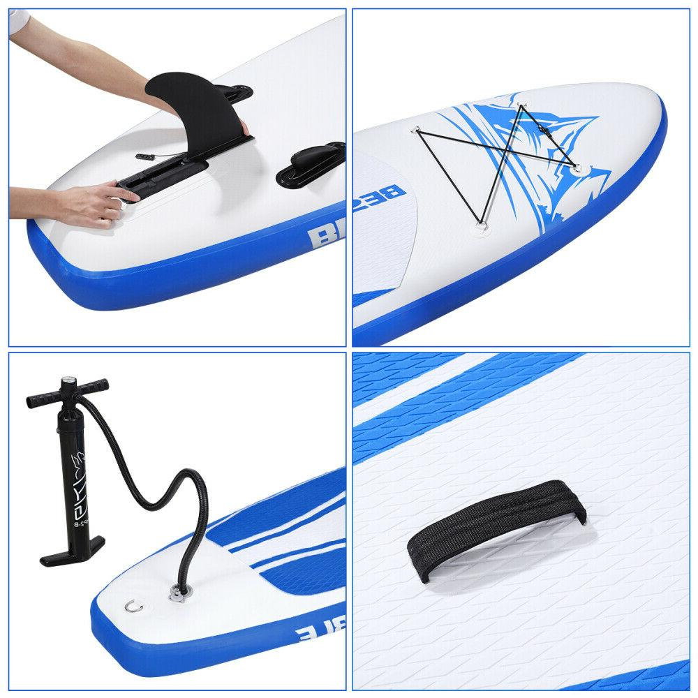 Inflatable Surfboard Board Longboard For Youth