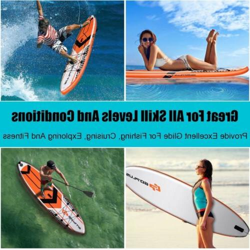 Inflatable up Paddle W/Adjustable US