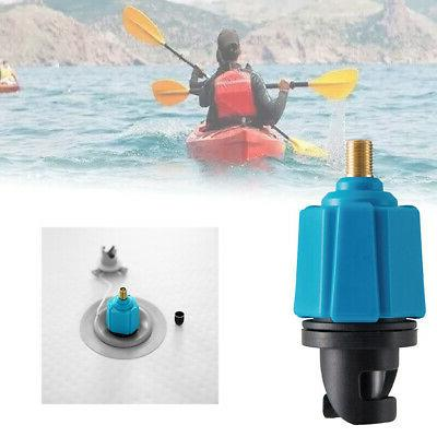 inflator air valve replace adaptor paddle board