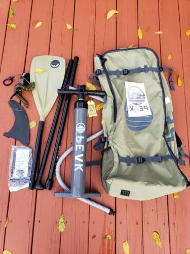ISLE Surf and PEAK Inflatable Up Paddle Package