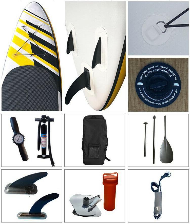 Stand up for Full Carbon Paddle.