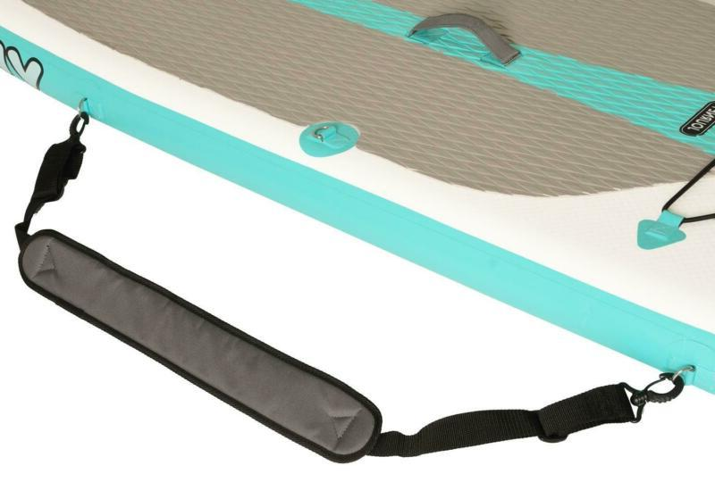 Vilano Journey SUP Stand Paddle Board Gaug