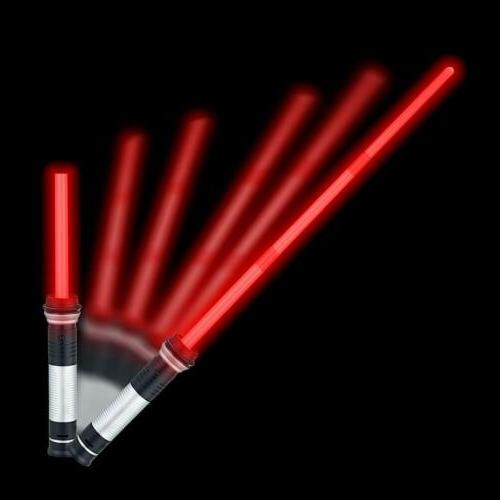 2 FX Sound Double Sabers 4 Colors