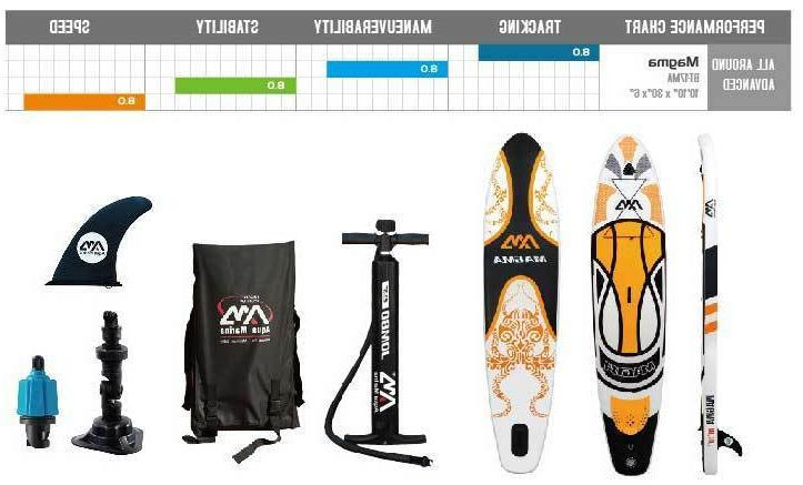 "Aqua Marina Board 10'10"" Stand Up Paddleboard"