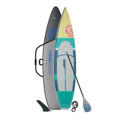 miler recreational stand up paddleboard