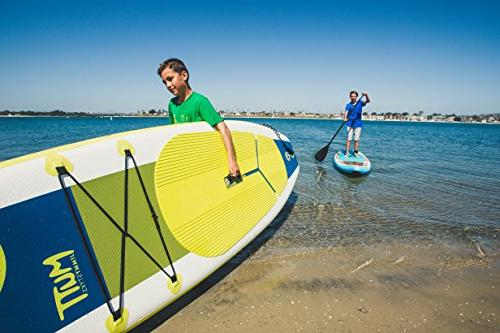 """Jimmy Stand Paddle Long, 34"""" Wide, 5.9"""" Thick 