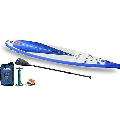 paddle board needle nose 126 sup package