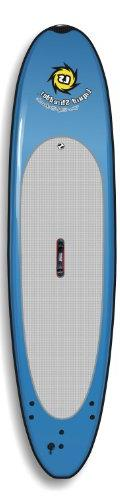 Liquid Shredder Paddleboard Softboard, Blue, 9-Feet