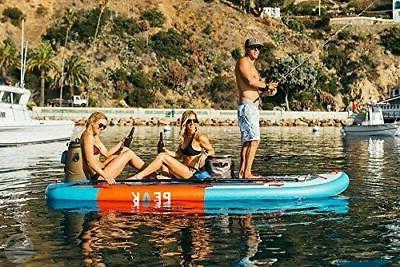 Peak 12' Stand Up Paddle Package Multi Person