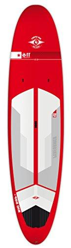 performer 6 stand paddleboard red