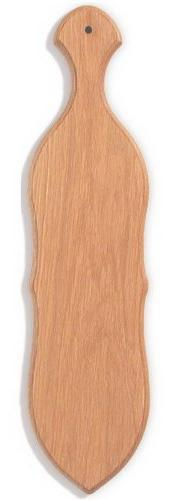 "21"" Pointed Oak Paddle"