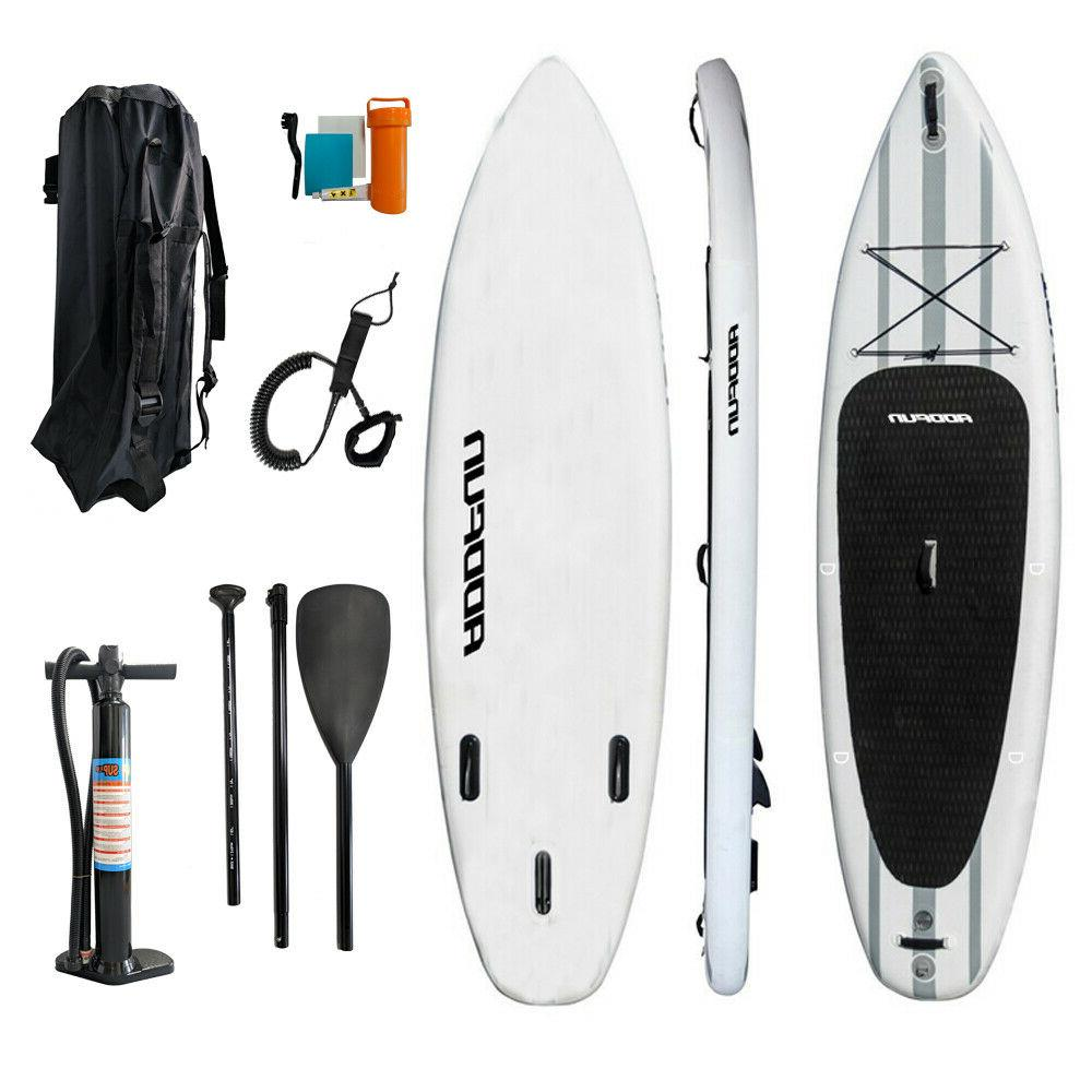 premium 11ft inflatable standup paddle board surfboard