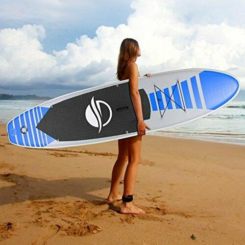 SereneLife Premium Stand Up Paddle Board SUP...