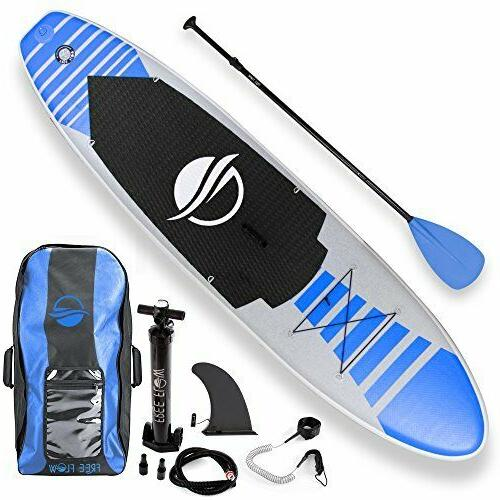 premium inflatable stand up paddle board 6