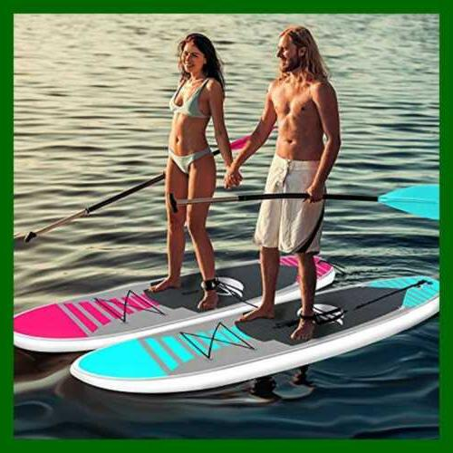Premium Paddle Board W Accessories Carrying 0