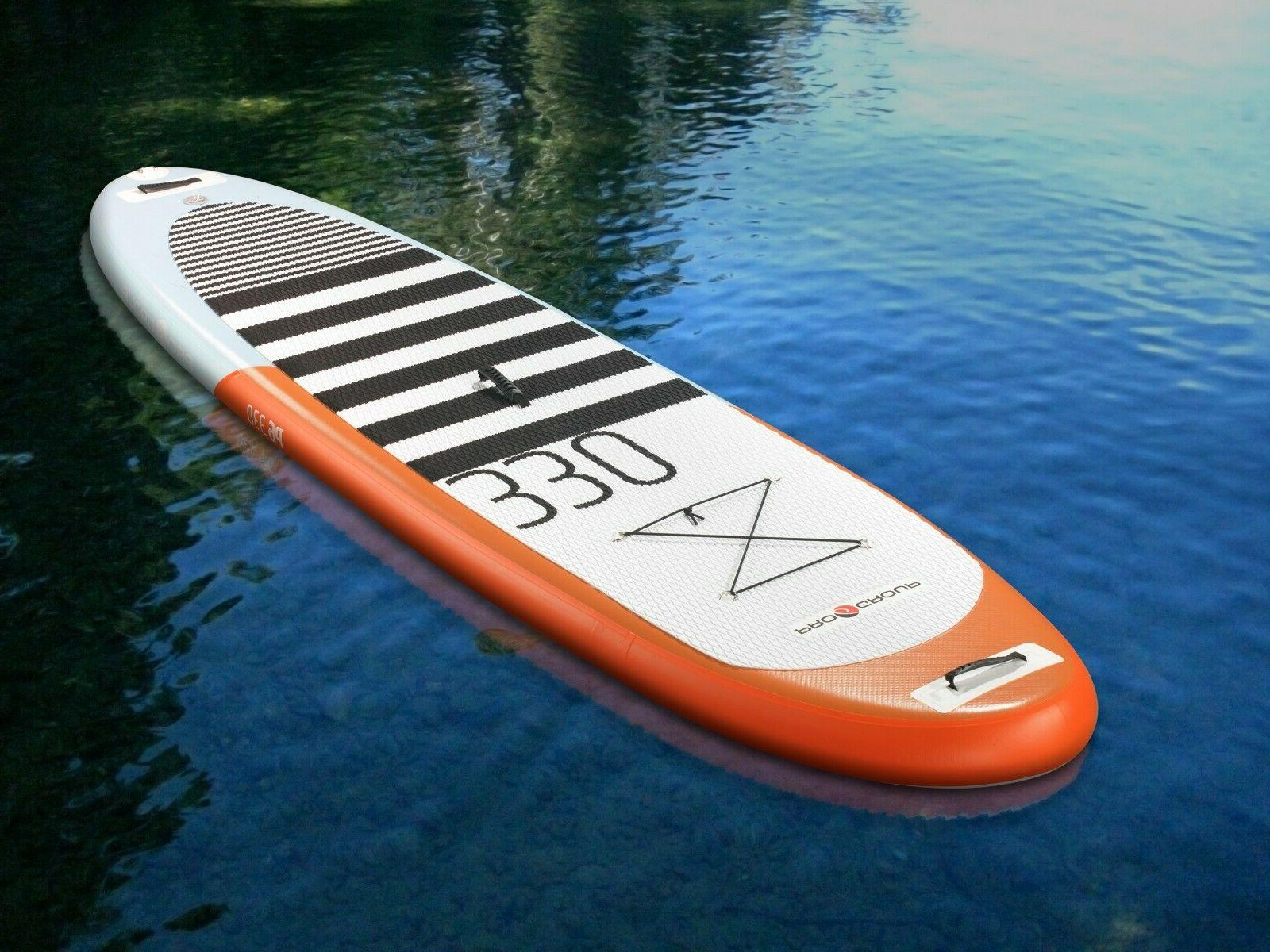 """Pro6 P6-330 Stand-Up Paddle Board 10'6"""""""