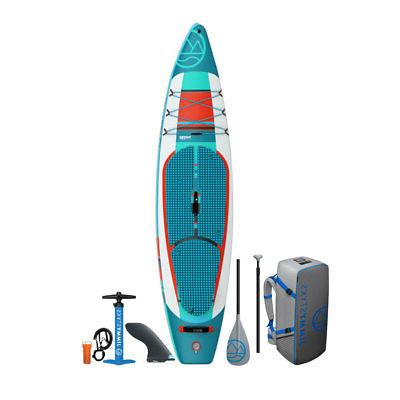 puffer inflatable stand paddle board