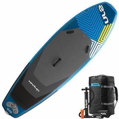 quiver 9 8 inflatable sup board
