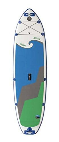 "Hala Rival Hoss 11'0"" SUP Inflatable Stand Up Paddle Board P"