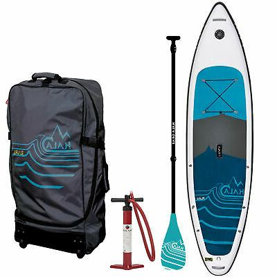 rival playa inflatable stand up paddle board