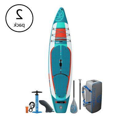 s inflatable stand up sup puffer paddle