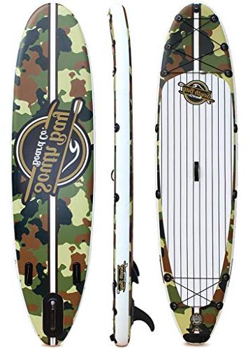 SBBC Up 10'6 Package || Universal Layer inch Inflatable Deck | Youth