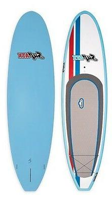 SUP ATX Scout Stand-Up Paddle Board- 10 ft. 6 in, Mint Blue