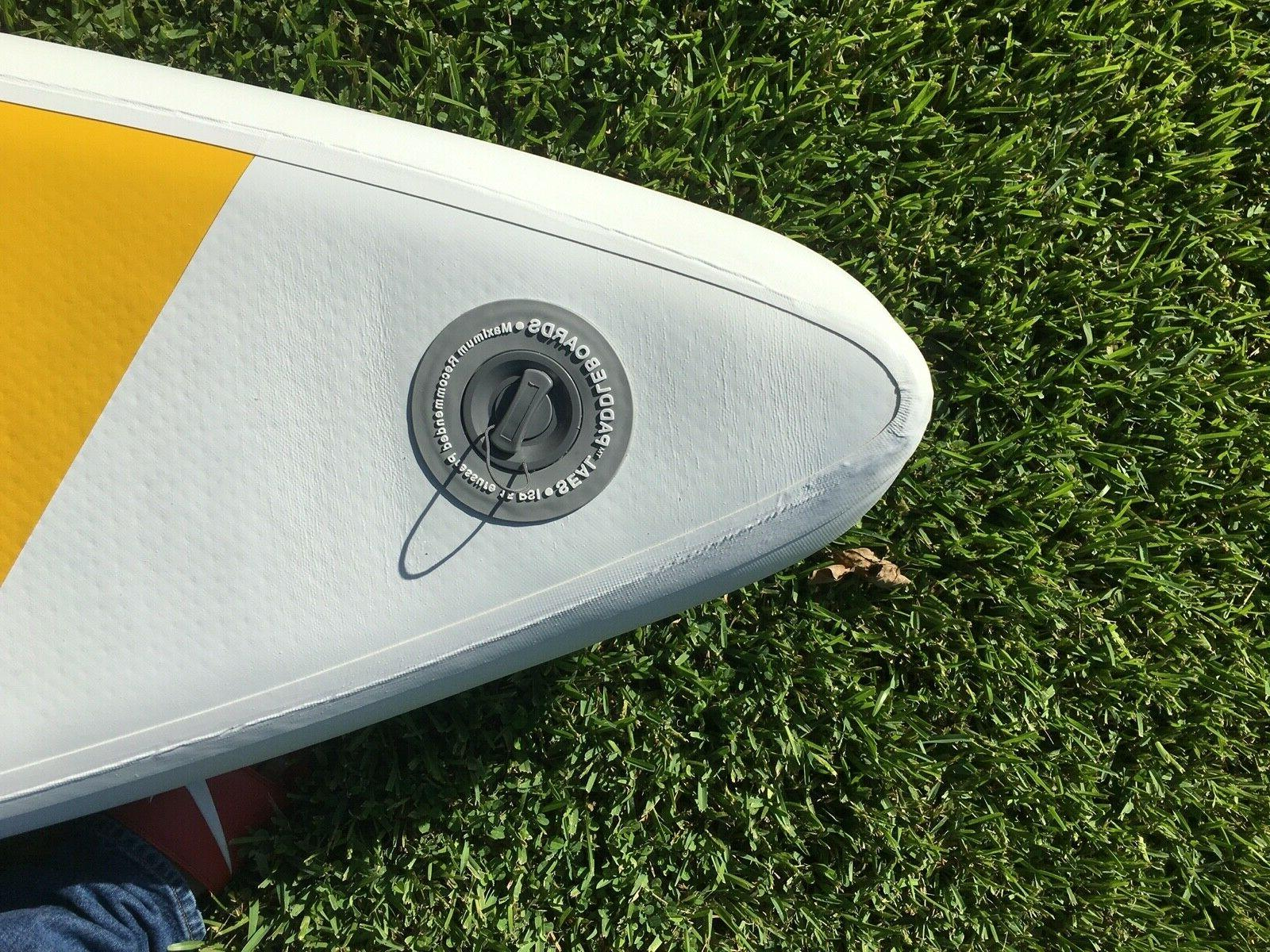 SEAL Palm 12' Up Board SUP Paddle