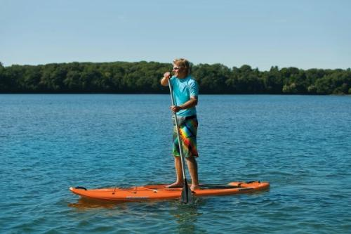 Sun Stand-Up Paddleboard with Bonus Paddle