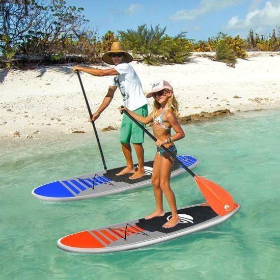 Stand Paddle W/ Accessories