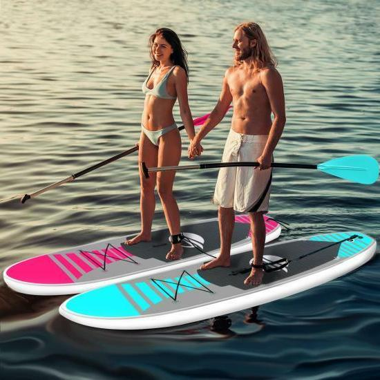 Serene-Life 10.5 Inflatable Stand W/