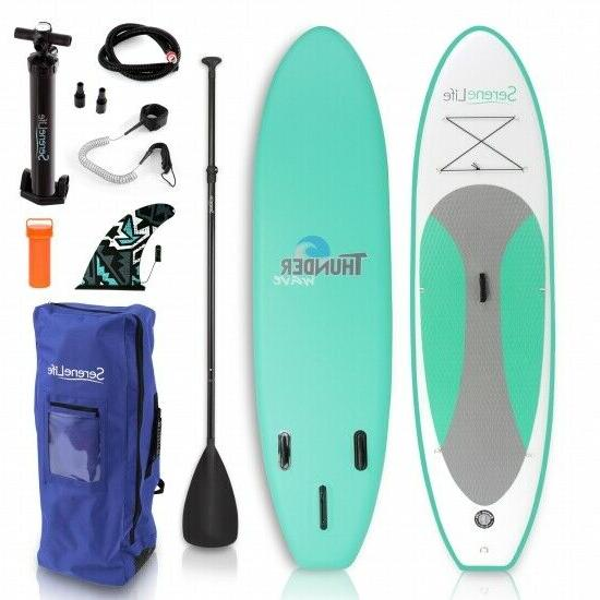 slsupb20 inflatable stand paddle board