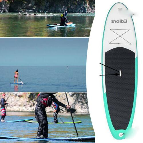 Sport Performer Top Up Paddle Board W/SUP