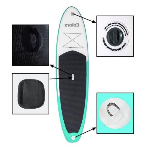 Sport Up Inflatable Paddle W/SUP