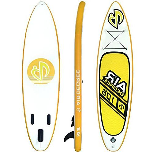 stand paddle board inflatable round